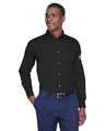 Long Sleeve Twill Dress Shirt - Men's