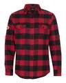 Long Sleeve Flannel Shirt - Men's