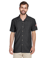 Barbados Textured Camp Shirt - Men's