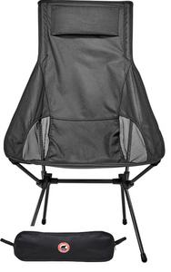 High-Back Foldable Chair