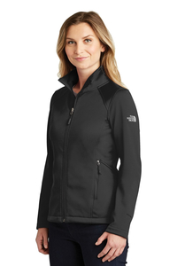 North Face Soft Shell Jacket - Ladies - North Face Jacket Ladies Front